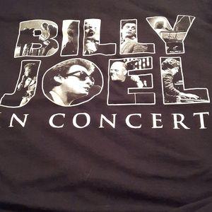 Billy Joel Concert T